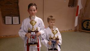 Tiger Champion Stefan und Phillip2